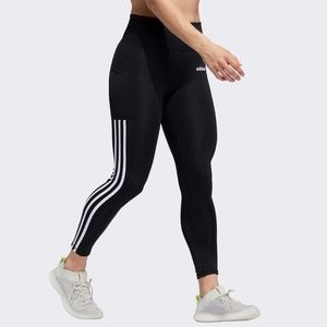 Adidas Climalite 7/8 High Waist Active Leggings